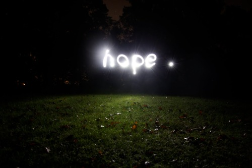 Hope for Fundraisers in 2012